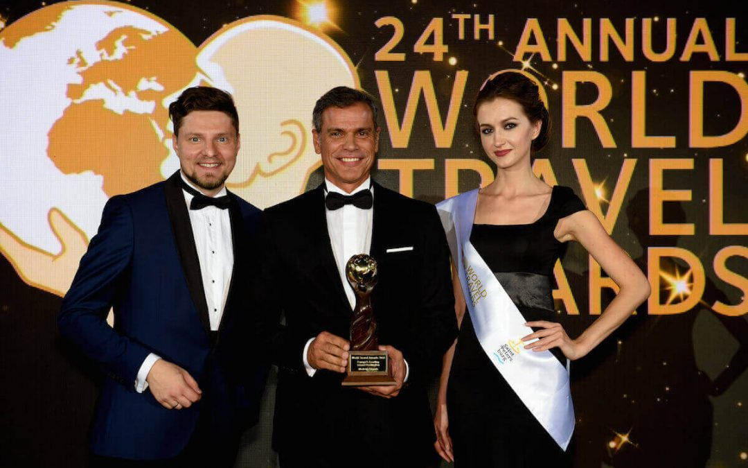 Madeira Island Wins Europe's Leading Island Destination 2017