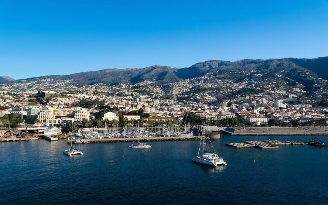 Madeira Island the Pearl of the Atlantic