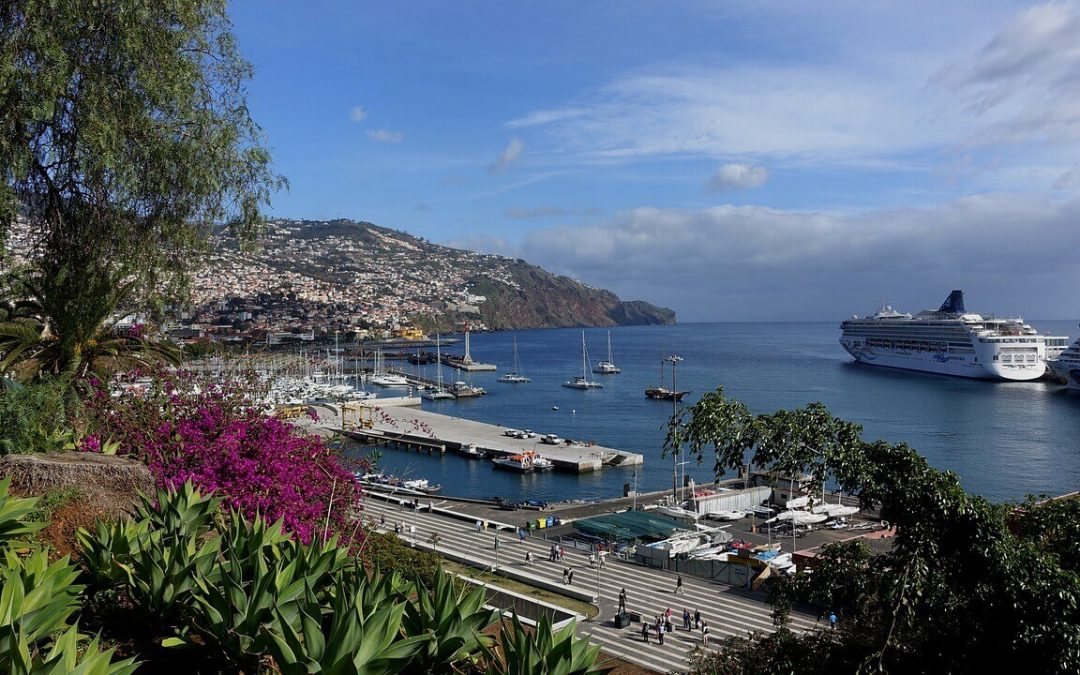 Madeira has just been honored as Europe's Best Island Destination