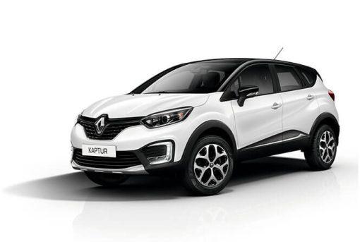 Renault Captur Automatic