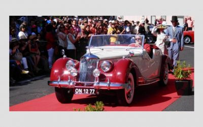 The Madeira Classic Car Revival